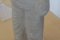 National Museum of Iran - Marble - Figurine Human Fragment