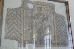 National Museum of Iran - Mosaic - Woman
