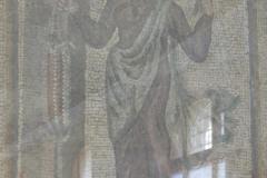 National Museum of Iran - Mosaic - Woman