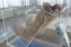 National Museum of Iran - Mummy - Foot Boot