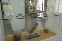 National Museum of Iran - Mummy - Showcase