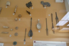 National Museum of Iran - Necklaces, Figurines, Items