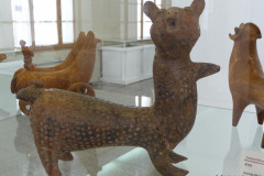 National Museum of Iran - Pottery Animal Figurine