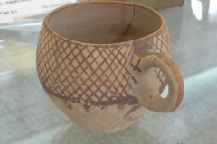National Museum of Iran - Pottery Beaker Painted