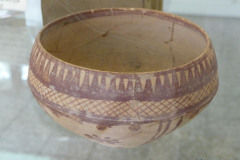 National Museum of Iran - Pottery Bowl Painted