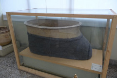 National Museum of Iran - Pottery Coffin