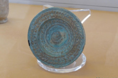 National Museum of Iran - Pottery Plate