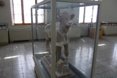 National Museum of Iran - Pottery Statue Cow
