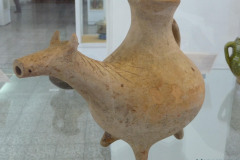 National Museum of Iran - Pottery Vessel - Bull