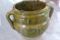 National Museum of Iran - Pottery Vessel Glazed