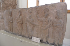 National Museum of Iran - Relief Men