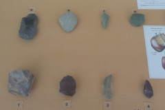 National Museum of Iran - Stone Blades - Cutting Equipment