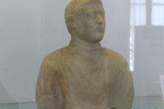 National Museum of Iran - Stone Bust Man