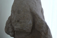 National Museum of Iran - Stone Human Head