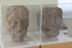 National Museum of Iran - Stone Human Head
