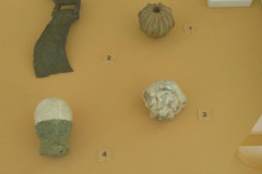 National Museum of Iran - Stone Mace Heads