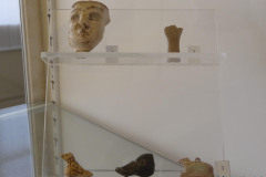 National Museum of Iran - Stone Pottery Figurine Fragments