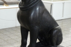 National Museum of Iran - Stone Statue Dog