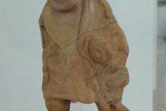 National Museum of Iran - Terracotta - Roman God of Fertility Bakus