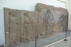 National Museum of Iran - Throne Relief