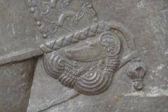 National Museum of Iran - Throne Relief - Persian Shortsword Akinakes