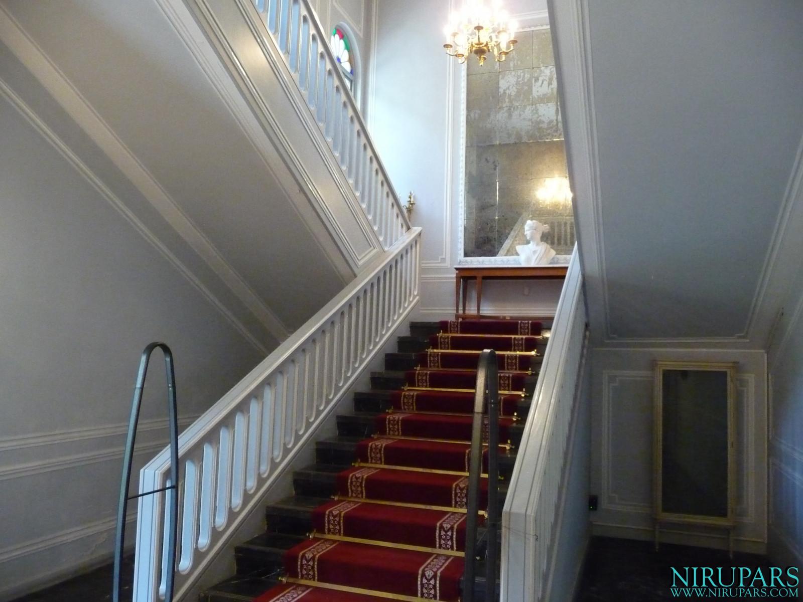 Niavaran Palace Complex - Sahebqaranieh Palace - First Floor