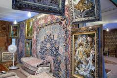 Niavaran Palace Complex - Exhibition - Persian Carpets
