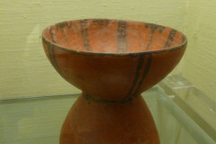 Niavaran Palace Complex - Jahan Namah Museum - Bowl Ceramic