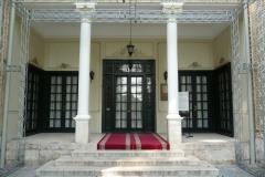 Niavaran Palace Complex - Kushak-e Ahmad Shahi Pavilion - Entrance