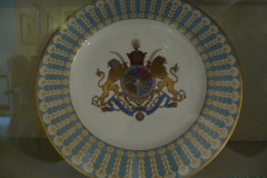 Niavaran Palace Complex - Kushak Pavilion - Royal Porcelain