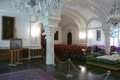 Niavaran Palace Complex - Sahebqaranieh Palace - Basement
