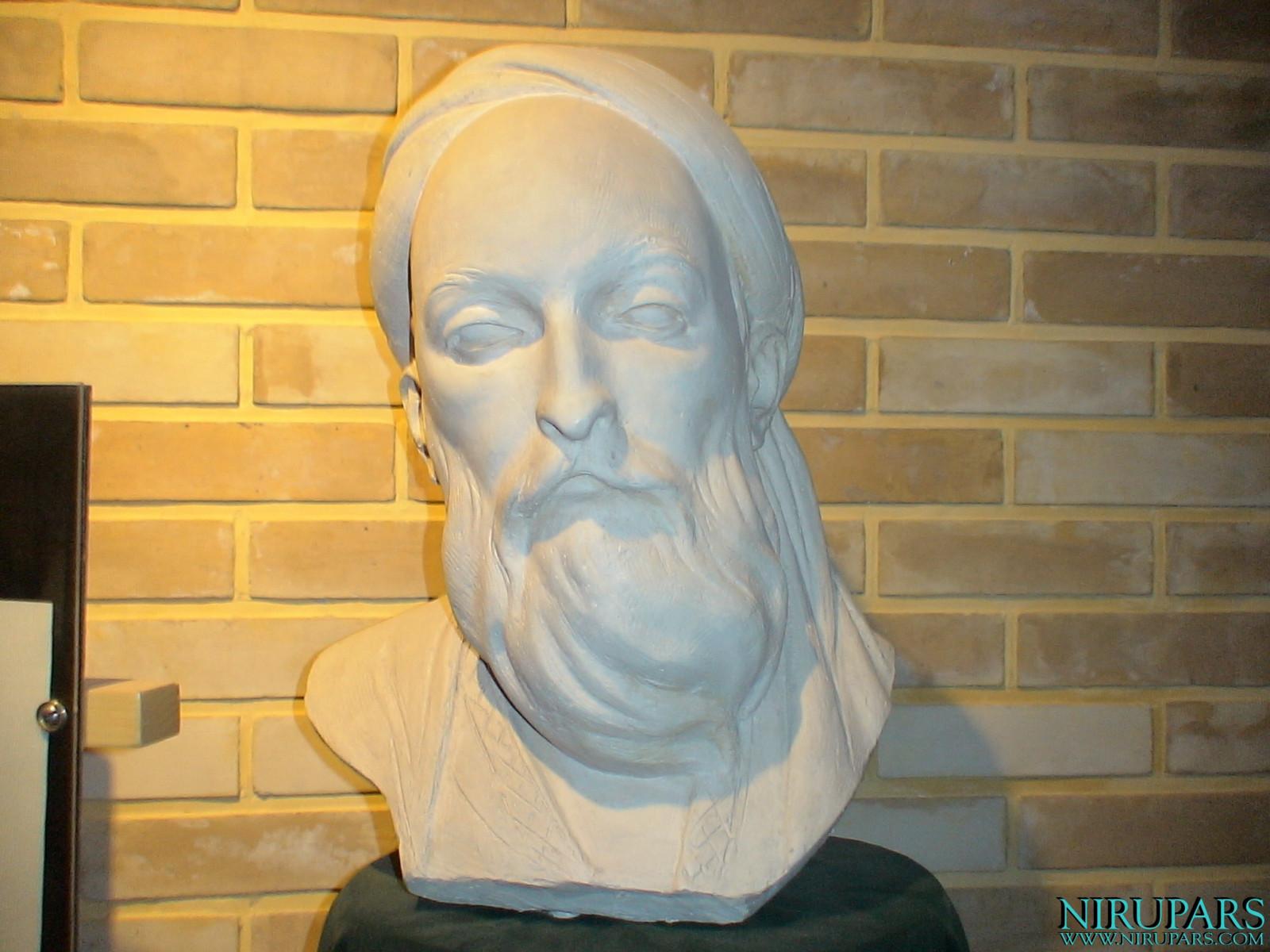 Pars History Museum - Bust - Shahdaei Shirazi