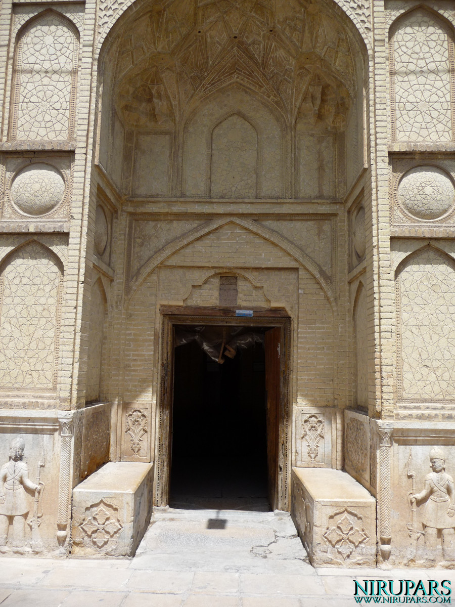 Pars History Museum - Entrance