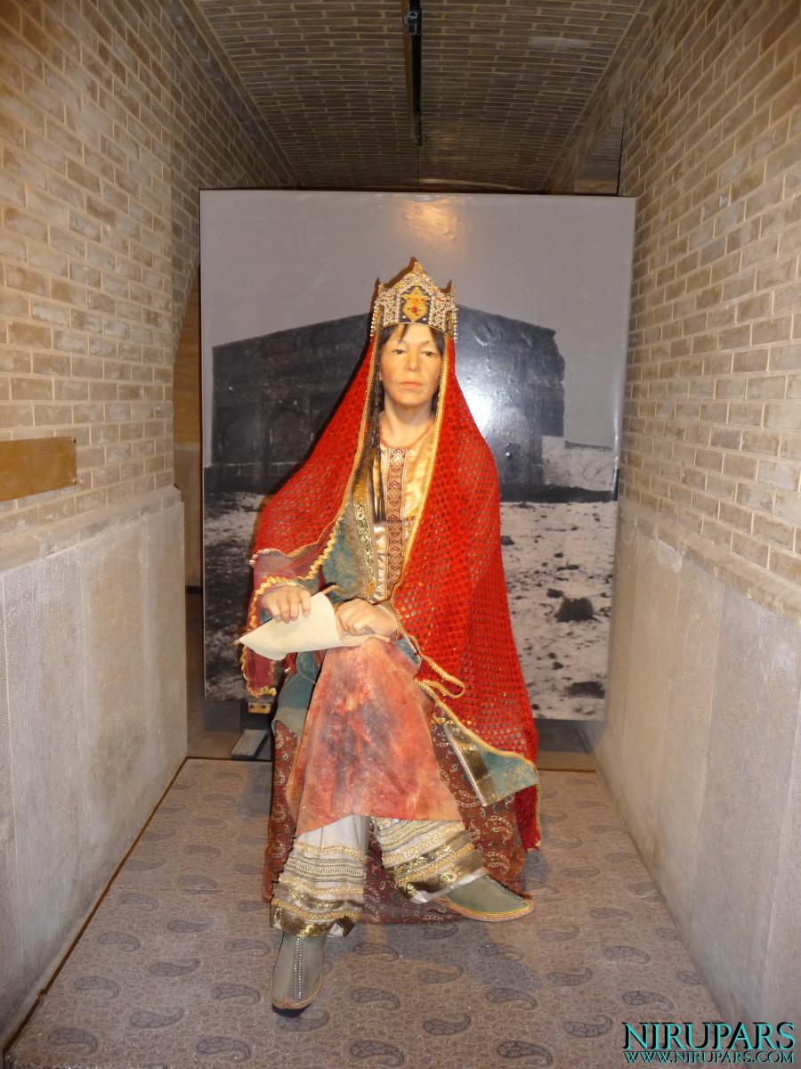 Pars History Museum - Figure - Abesh Khatun