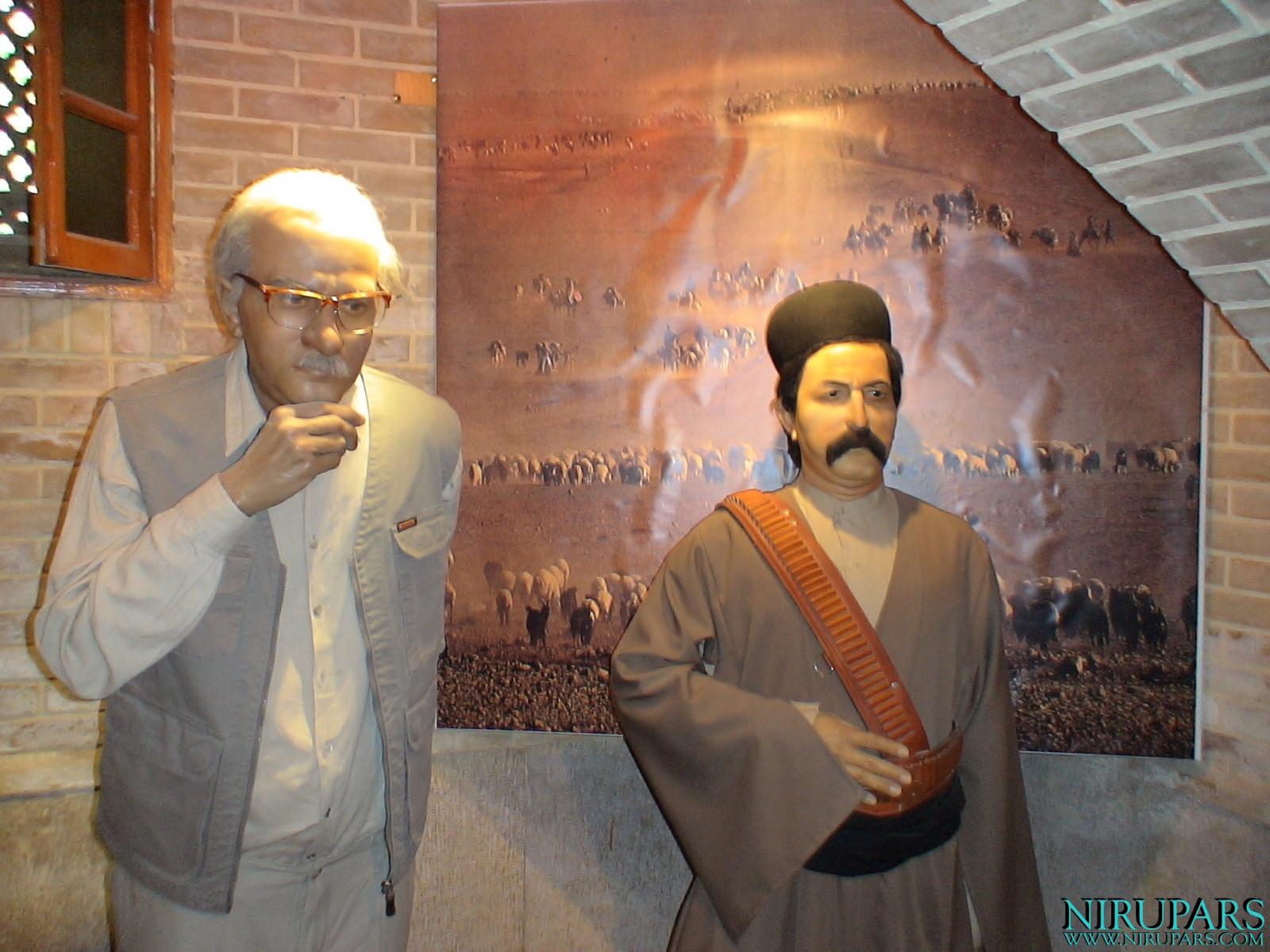 Pars History Museum - Figure - Ali Sami