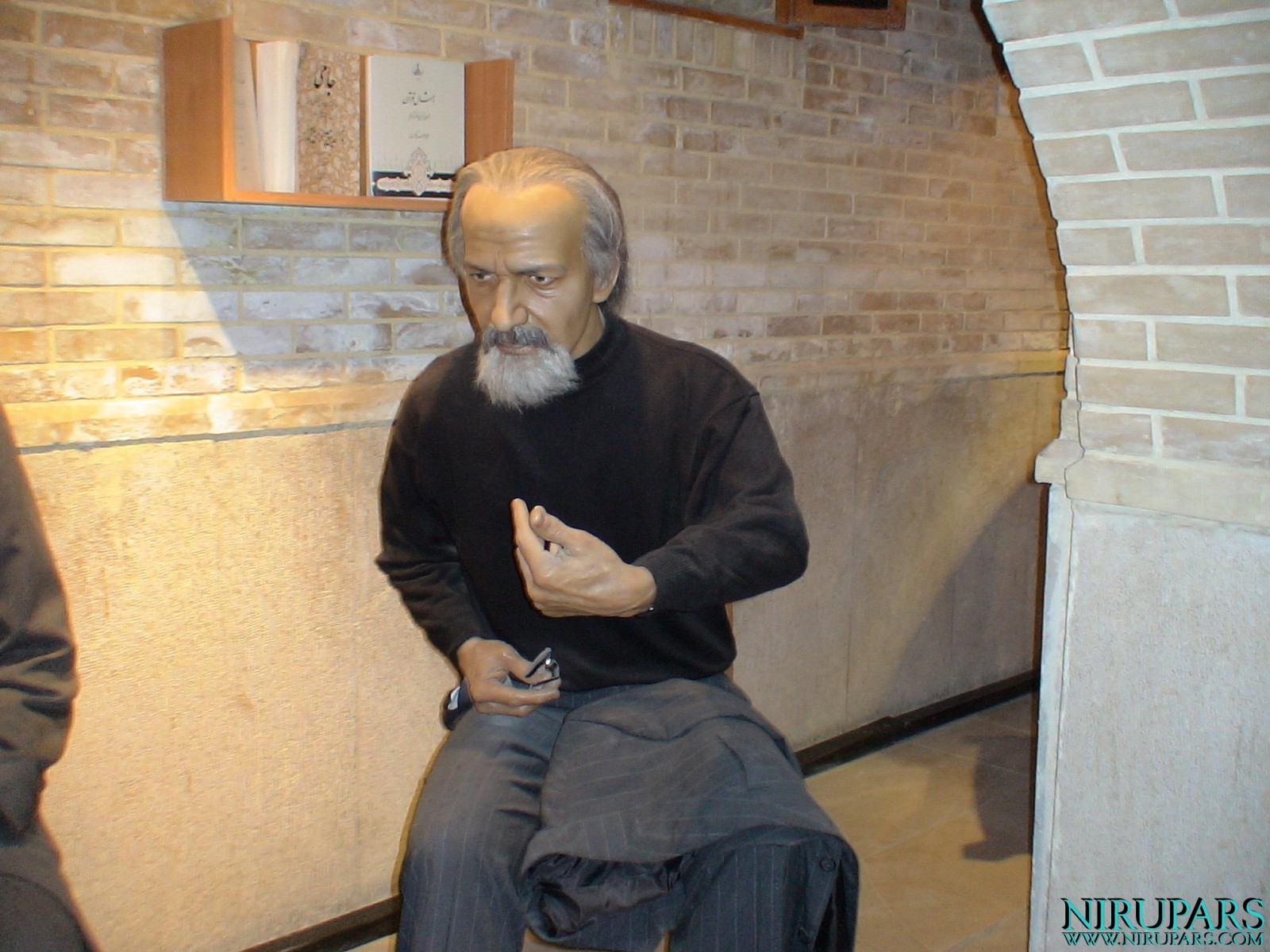 Pars History Museum - Figure - Anjavi Shirazi