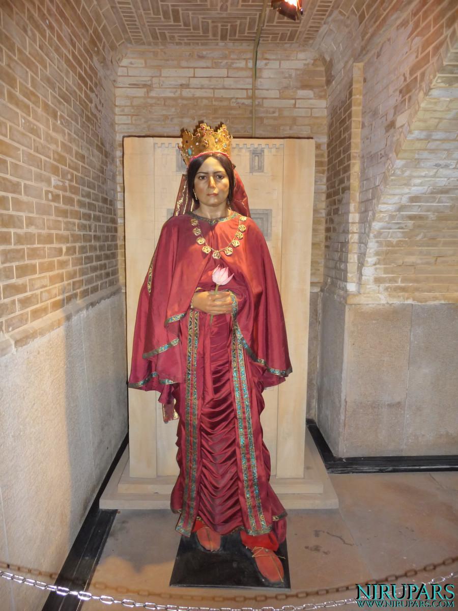 Pars History Museum - Figure - Atossa