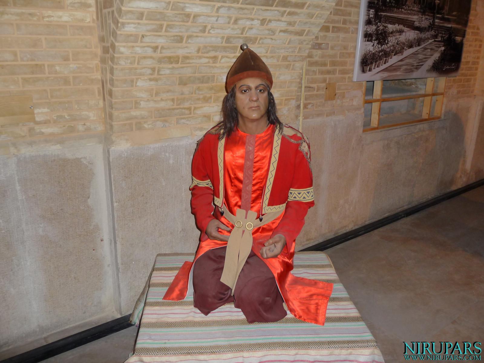 Pars History Museum - Figure - Ebn-e Moqafa