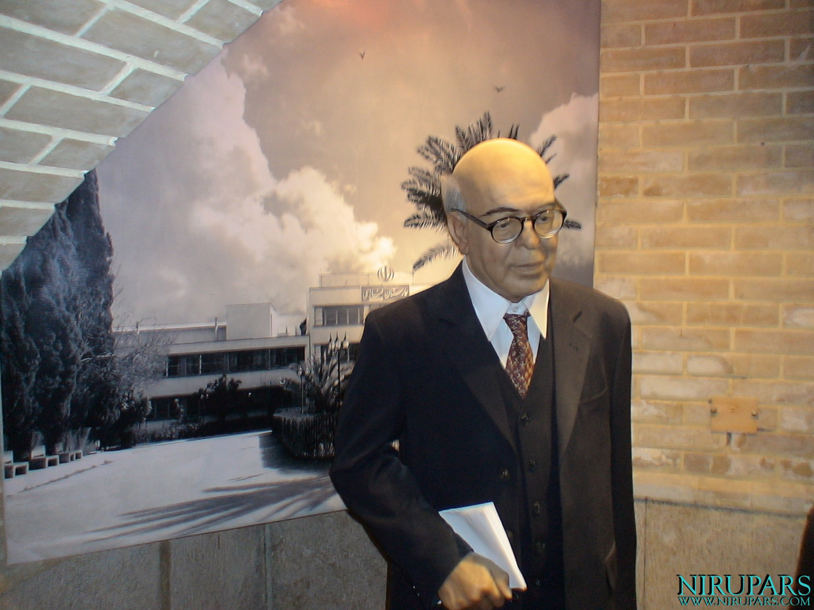 Pars History Museum - Figure - Mohammad Namazi