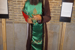 Pars History Museum - Figure - Majd al-Din Mohammad Ebn-e Yaqub Firuzabadi
