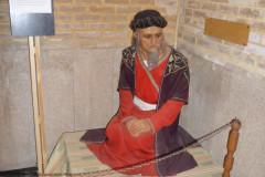 Pars History Museum - Figure - Vasaf ol Hazareh Shirazi