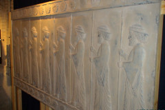 Pars History Museum - Relief - Ten-Thousand Immortals
