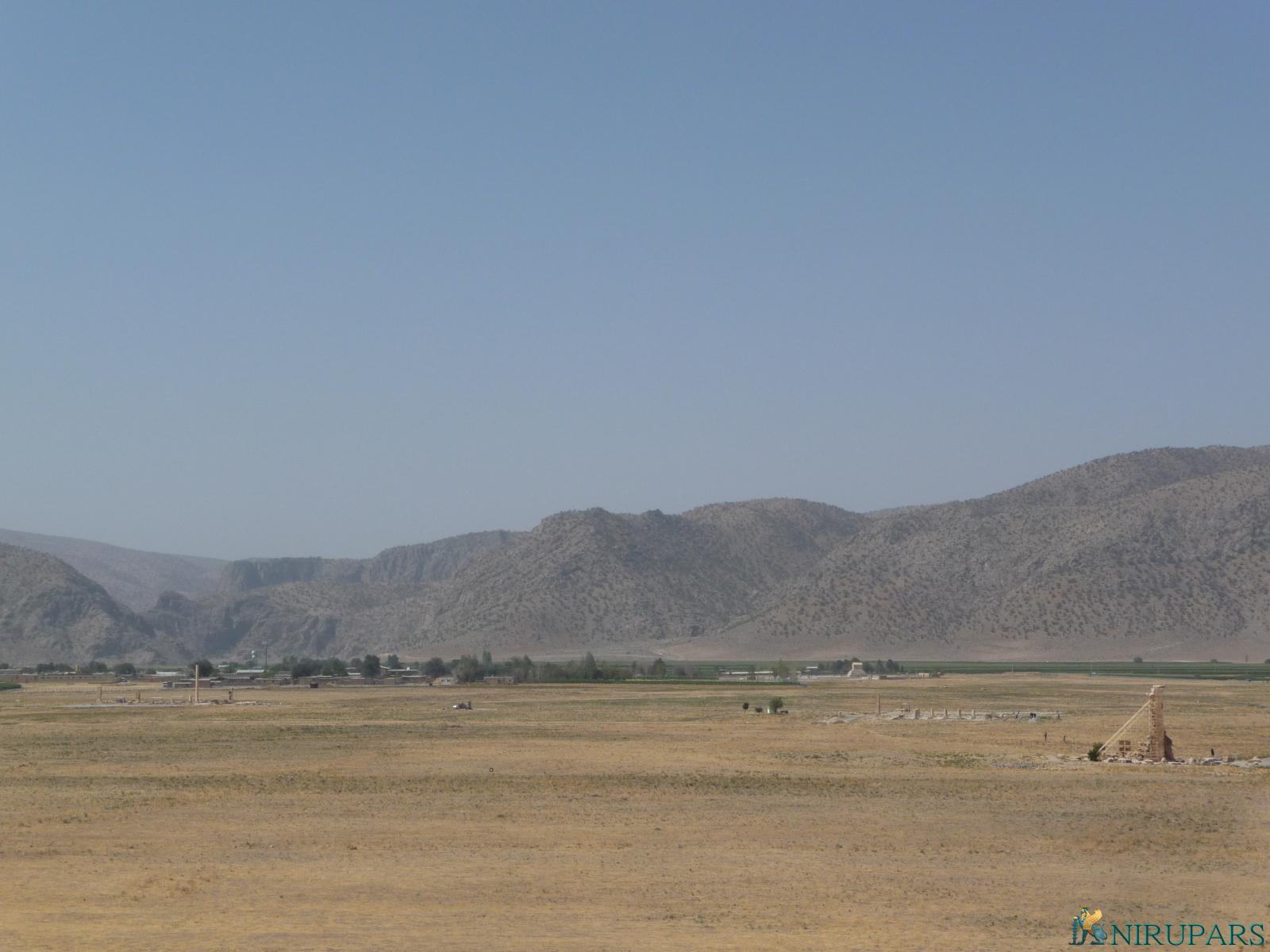 Pasargadae - Surroundings