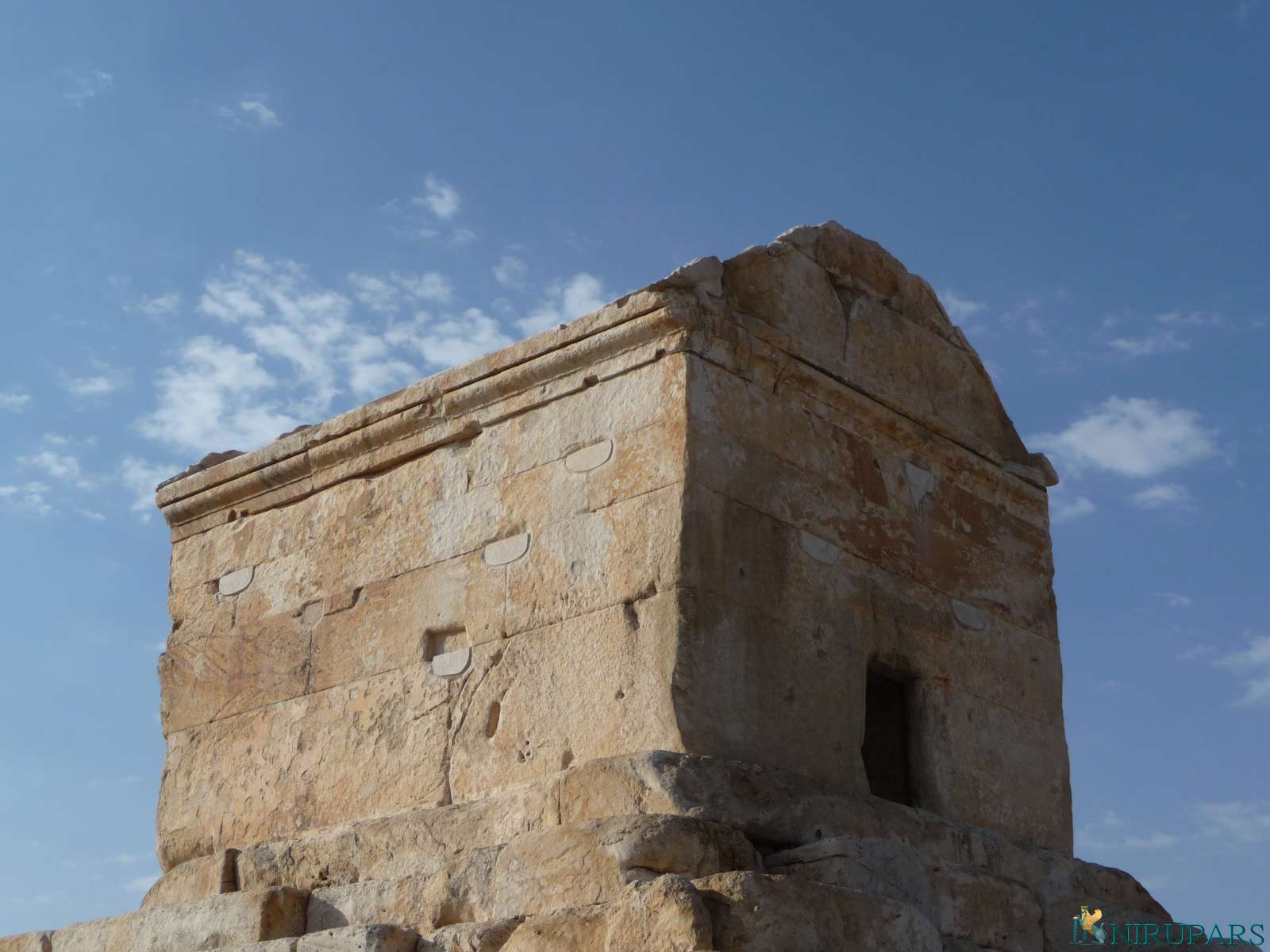 Pasargadae - Tomb - Cyrus the Great
