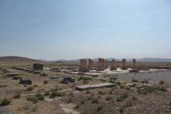 Pasargadae - Palace P - Residential Palace
