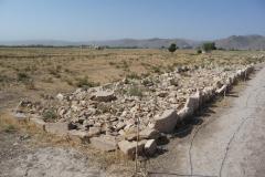 Pasargadae - Palace P - Stone Fragments