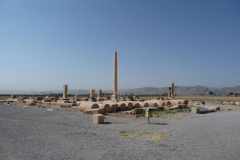 Pasargadae - Palace S - Audience Hall