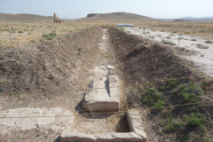 Pasargadae - Water Channels