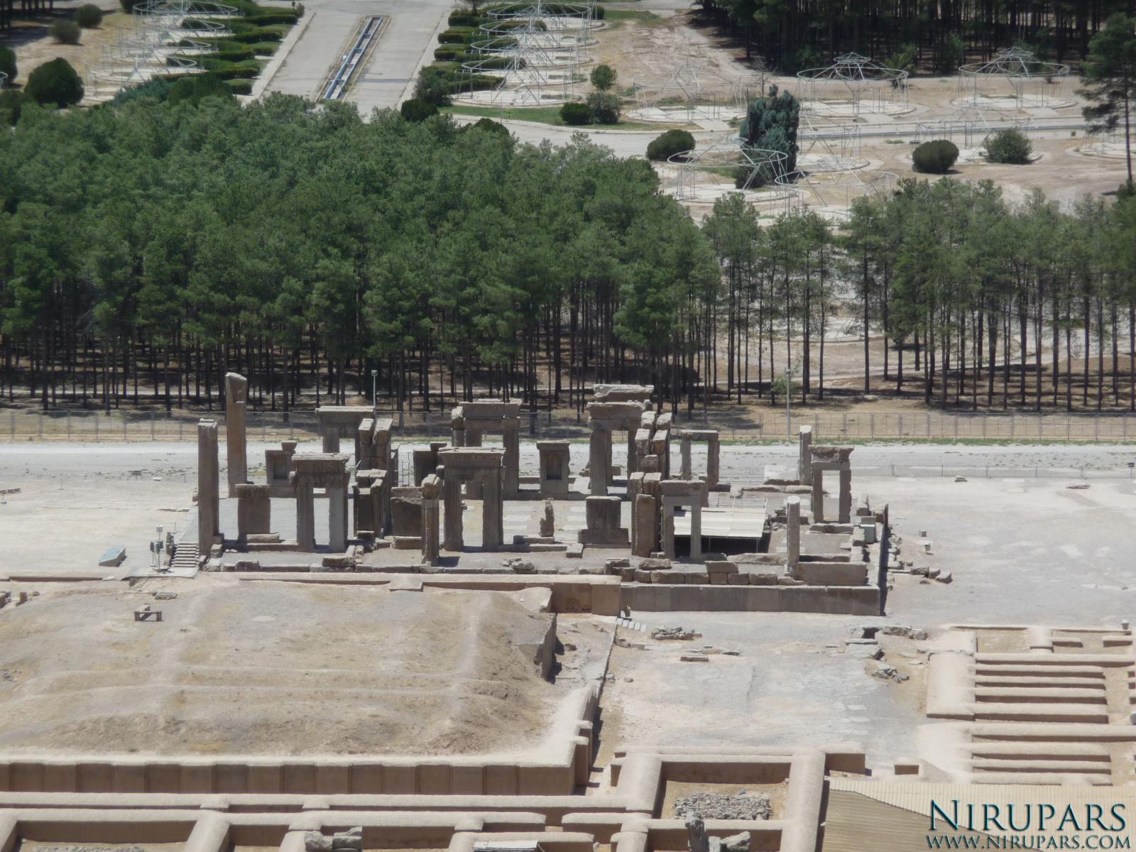 Persepolis - Tachara Palace