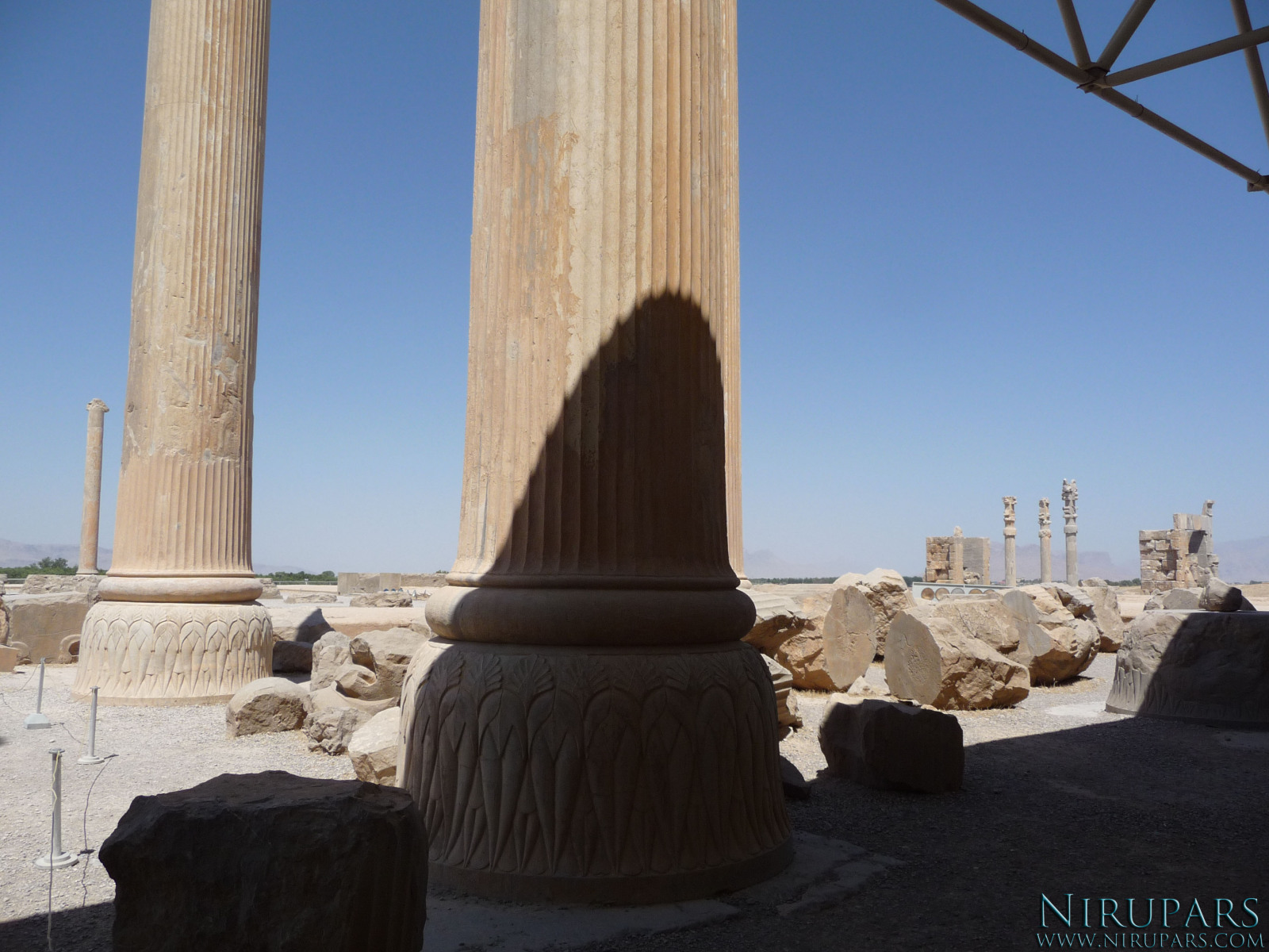 Persepolis - Apadana Palace